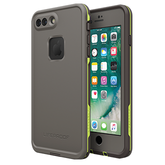 Apple iPhone 7 Plus Lifeproof Fre Case - Second Wind Surfing Off Malibu, Hiking Through The Ozarks, Kayaking Down The Colorado — Adventure Is Out There. And When You're Exploring With Lifeproof Fre, You Never Have To Leave Your Phone Back At Home.