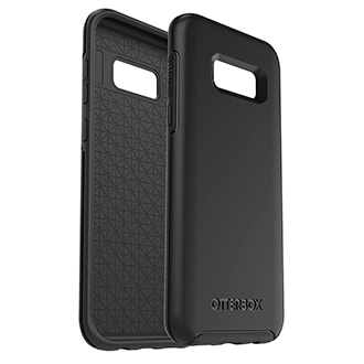 Samsung Galaxy S8 Otterbox Symmetry Series Case - Black With Otterbox Symmetry Series, Thin Equals Tough. Featuring An Ultra-Slim Profile And Otter Box Certified Drop Plus Protection, Symmetry Series Stays True To Your Phone's Sleek Design — And We Stay True To Our Promise Of Protection. Its Sleek Profile Follows Your Phone's Precision Lines And Slips Easily In And Out Of Pockets And Purses While Its Raised, Beveled Edge Helps Protect The Touchscreen. The Hard Polycarbonate Exterior Helps Keep Your Phone Safe From Scratches.