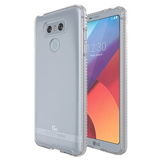 Lg G6 Tech21 Impact Clear Case Offering Advanced Protection From Day-To-Day Drops And Scuffs, You Can Trust The Tech 21 Impact Clear To Keep Your Phone As Beautiful As The Day You Took It Out Of The Box. Impact Clear Offers 1.5m/5ft Drop Protection Thanks To Bulletshield, Used In Bulletproof Glass, Turning Your Fear Of Breaking Your Phone Into A Carefree Attitude That Makes Life That Much More Fun. Enhanced Uv Yellowing Resistance And A Durable, Scratch Resistant Coating Keeps Your Phone, And Your Case, Looking Great For Longer Than Ever. Impact Clear Sits Securely In Your Hand And Gives You Comfortable And Precise Access To All Your Ports And Function Buttons.