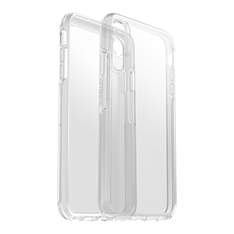 Otterbox New Symmetry Case For iPhone XS Max - Clear With Symmetry Series, Thin Equals Tough. Featuring An Ultra-Slim Profile And Otterbox Certified Drop+ Protection, Symmetry Series Stays True To Your Phone's Sleek Design — And We Stay True To Our Promise Of Protection. Plus, With The Wild Array Of Designs, Colors And Styles, Your Phone Is Always Dressed To Impress. Compatible: With Alpha Glass Fortified Screen Protector. Limited Lifetime Warranty: No Hassle Customer Service And Product Support.