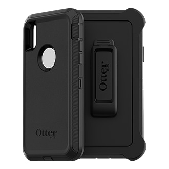 OtterBox Defender Series Case for Apple iPhone XR - Black