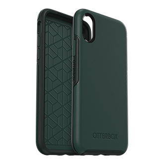 OtterBox New Symmetry Case for iPhone XS - Ivy Meadow