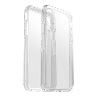 OtterBox New Symmetry Case for Apple iPhone X/XS - Clear