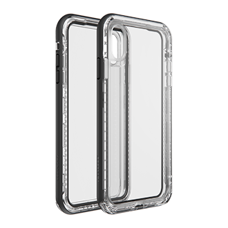 LifeProof NEXT Case for iPhone XS Max - Black Crystal