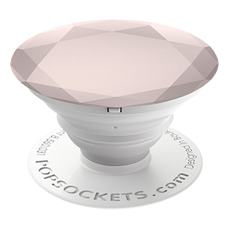 PopSockets PopGrip - Diamond Rose Gold