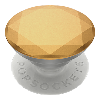 PopSockets PopGrip - Diamond Gold