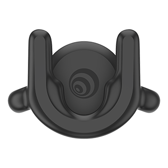 PopSockets PopMount Multi Grip - Black