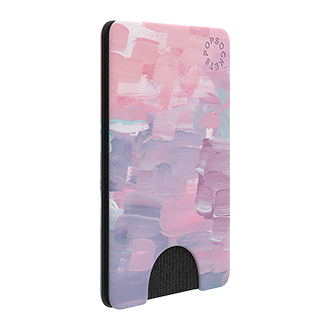 PopSockets PopWallet - Faded Pink