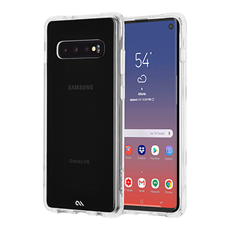 Case-Mate Tough Clear Case for Samsung Galaxy S10 - Clear