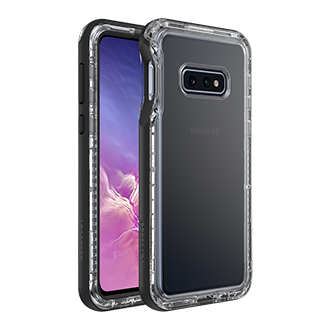 LifeProof NEXT Case for Samsung Galaxy S10e - Black Crystal