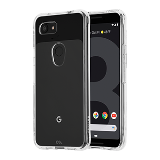 Case-Mate Tough Clear Case for Google Pixel 3a - Clear