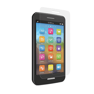PureGear HD Clear Screen Protector for LG Stylo 5 - Clear