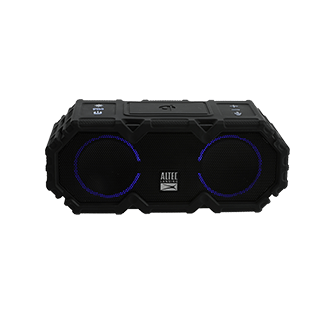 Life Jacket Jolt Bluetooth Speaker - Black