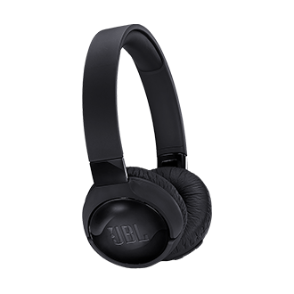 JBL Tune 600 Bluetooth Noise Cancelling Headphones - Black