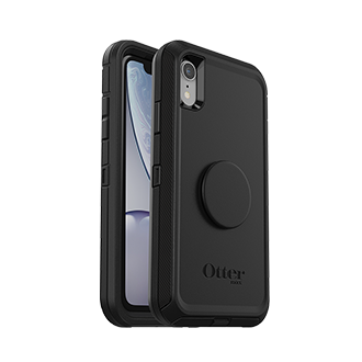 Otterbox Otter+Pop Defender for Apple iPhone XR - Black