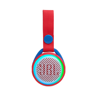 JBL Jr Pop - Spider Red