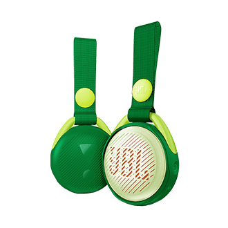 JBL Jr Pop - Froggy Green