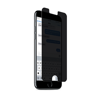 PureGear Privacy Screen Protector for Apple iPhone 7/8