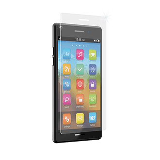 PureGear Tempered Glass Screen Protector for LG Aristo 4+ - Clear
