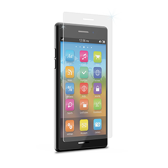 PureGear HD Clear Screen Protector for LG Aristo 4+ - Clear