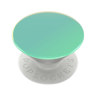 PopSockets PopGrip - Color Chrome Seafoam