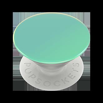 PopSockets PopGrip - Color Chrome Seafoam