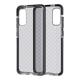 Tech21 Evo Check Case for Samsung Galaxy S20 - Black