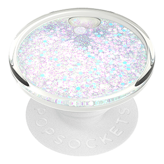 PopSockets PopGrip - Tidepool Halo White