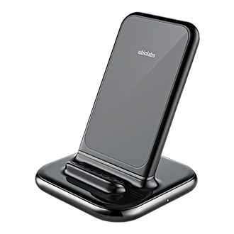 Ubio Labs 10W Wireless Stand - Black
