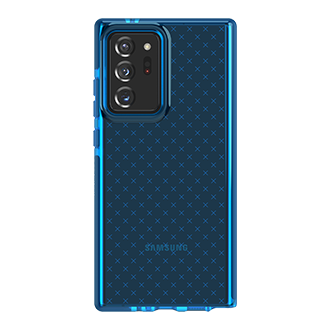 Tech21 Evo Check Case for Samsung Galaxy Note20 Ultra 5G - Classic Blue