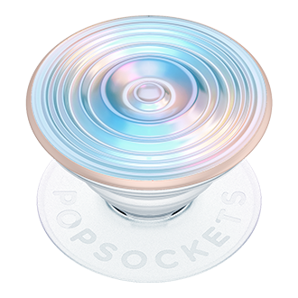 PopSockets PopGrip - Ripple Opalescence Blue