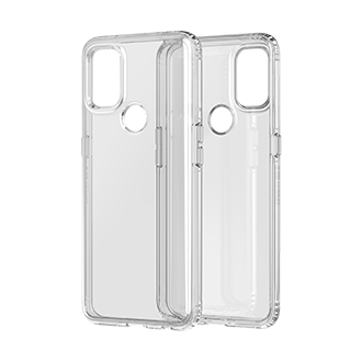 Tech21 Evo Clear Case for OnePlus Nord N10 5G - Clear