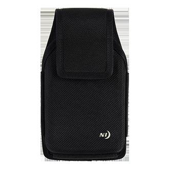Nite Ize Clip Case Hardshell Vertical Universal Rugged Holster, XXL - Black