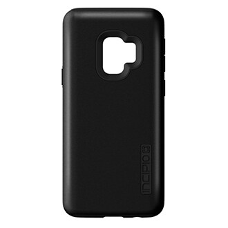 Incipio Dualpro Case For Samsung Galaxy S9 - Black & Black Tough Protection In A Slim Case That Feels Good In Your Hand. Lightweight Frame Reduces Impact And Prevents Scratches. Shock-Reducing Inner Core Helps Guard Against Heavy Use, And Won't Stretch Or Tear. Soft-Touch Finish Provides A Comfortable Grip.