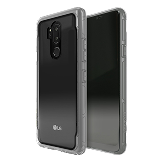 Griffin Survivor Clear Case For Lg G7 - Clear For Ultra-Slim, See-Through Drop Protection, The Difference Is Clear – Survivor Clear. Show Off That New Phone And Keep It Safe With The Slimmest Survivor Yet. And It's Nearly Invisible, Thanks To High-Clarity Shatter-Resistant Polycarbonate. Designed And Tested To Military Standard 810g 516.6, Survivor Clear Delivers 4-Foot (1.2-Meter) Drop Protection. Installation Is Simple. -- Snap On Survivor Clear And It Virtually Disappears; It's The Perfect Alternative To Using No Case, And Ideal For Anyone Who Needs Protection That Doesn't Get In The Way Of Their Phone's Design.
