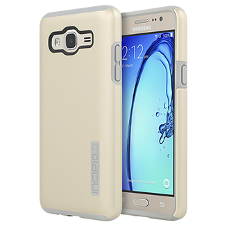 Samsung Galaxy On5 Incipio Dualpro Case - Gold & Grey Tough Protection In A Slim Case That Feels Good In Your Hand. Lightweight Frame Reduces Impact And Prevents Scratches. Shock-Reducing Inner Core Helps Guard Against Heavy Use, And Won't Stretch Or Tear. Soft-Touch Finish Provides A Comfortable Grip.