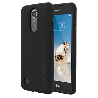 Lg Aristo Incipio Dualpro Case - Black & Black Tough Protection In A Slim Case That Feels Good In Your Hand. Lightweight Frame Reduces Impact And Prevents Scratches. Shock-Reducing Inner Core Helps Guard Against Heavy Use, And Won't Stretch Or Tear. Soft-Touch Finish Provides A Comfortable Grip.