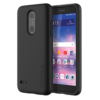 Incipio Dualpro Case For Lg K30 - Black Tough Protection In A Slim Case That Feels Good In Your Hand. Lightweight Frame Reduces Impact And Prevents Scratches. Shock-Reducing Inner Core Helps Guard Against Heavy Use, And Won't Stretch Or Tear. Soft-Touch Finish Provides A Comfortable Grip.