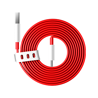 OnePlus Warp Charge Type-C Cable 5ft - Red