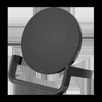 Belkin Boost Up Bold 10W Wireless Charging Stand - Midnight Black