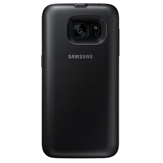 Samsung Galaxy S7 Wireless Charging Battery Pack - Black Say Goodbye To Tangled Wires And Lost Charging Cables. The Samsung Wireless Charging Battery Pack Utilizes Qi Inductive Charging Technology That Eliminates The Need To Fumble With Charging Cables Each Time You Want To Charge Your Device. The Dedicated Charging Pad Is Always At The Ready, Providing Wireless Power Whenever You Install Your Device For Charging. Connect To A Wall Charger While At Home To Ensure Your Device And Battery Pack Both Stay Charged.