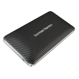 Harman Kardon Esquire Mini - Black Harman Kardon Esquire Mini Is A Bold, State-Of-The-Art Solution Exceeding The Needs Of The On-The-Go Professional. Completely Portable And Wireless, It Provides Exceptional Stereo Sound From Its Dual, High-Performance Drivers And Enhanced Bass Port Design.