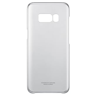Samsung Galaxy S8 Clear Cover - Smoke