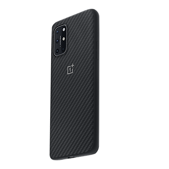 OnePlus Karbon Bumper Case for OnePlus 8T+ 5G - Black