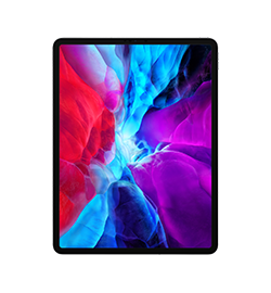 Apple - iPad Pro 12.9-inch 4th gen - Silver - 128GB