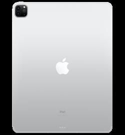 Apple -  iPad Pro 12.9-inch 5th gen - Silver - 128GB
