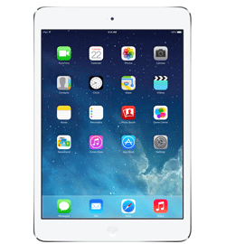 iPad mini with Retina display - Silver - 16GB