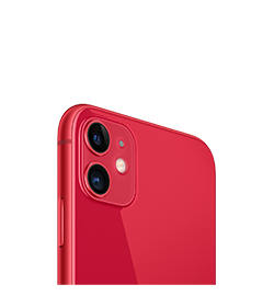 Apple - iPhone 11 - (PRODUCT)RED - 64GB