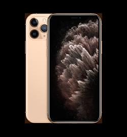 Apple - iPhone 11 Pro - Gold - 64GB