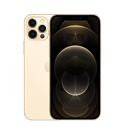 Apple - iPhone 12 Pro - Gold - 128GB